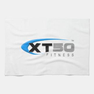 Entrenamientos en línea de la aptitud XT50 Toallas De Mano