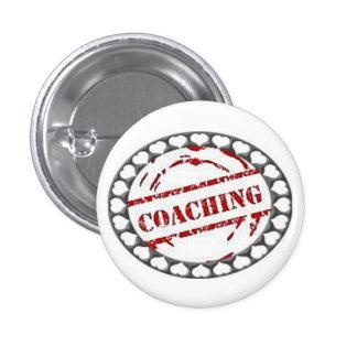 Entrenar el pequeño botón redondo #2 pin