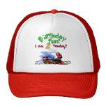 Entrene a las 2das camisetas y regalos del cumplea gorra