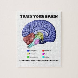 Entrene a su cerebro eliminan la sensación del puzzle