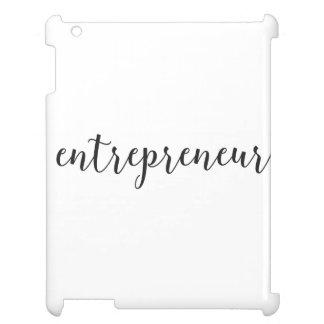 Entrepreneur Cursive Script Case For The iPad 2 3 4