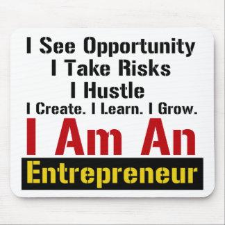 entrepreneur mouse pad