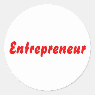 Entrepreneur Sticker
