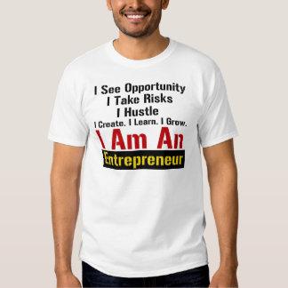 entrepreneur tee shirt