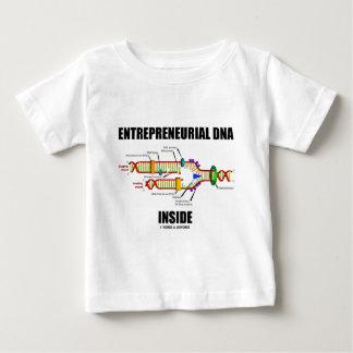Entrepreneurial DNA Inside Baby T-Shirt