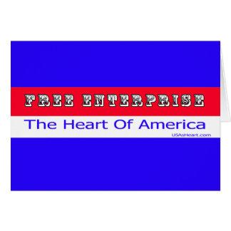 Entrepreneurship - The Heart of America Card