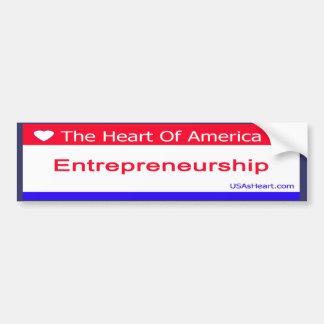 entreprenuershiip, entrepreneur, freedom, usa, bumper sticker