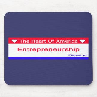 entreprenuership, entrepreneur, freedom, usa mouse pad