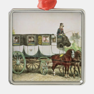 Entreprise Generale des Omnibus', Christmas Ornament