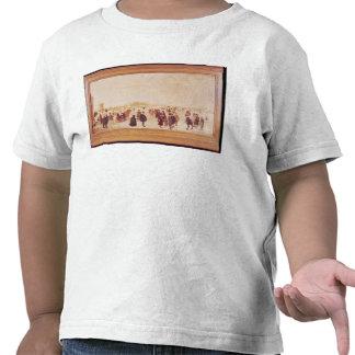 Entretenimiento en el hielo camiseta