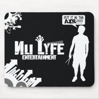 Entretenimiento Mousepad de NU Lyfe Alfombrilla De Ratones