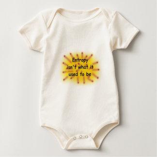 Entropía Traje De Bebé
