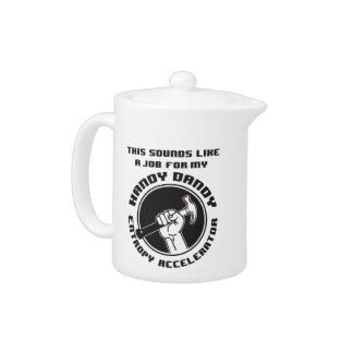 Entropy Accelerator Teapot
