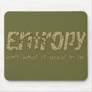 Entropy Mouse Pad