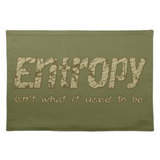 Entropy Placemat
