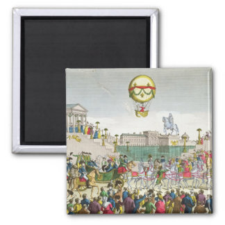 Entry into Paris of Louis XVIII  4th May 1814 Magnet