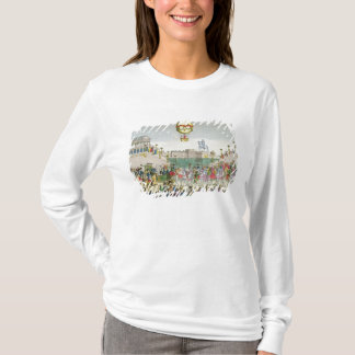 Entry into Paris of Louis XVIII  4th May 1814 T-Shirt