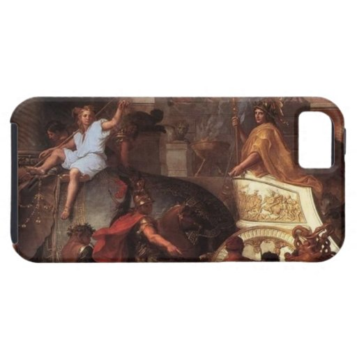 Entry Of Alexander Into Babylon iPhone 5 Cover