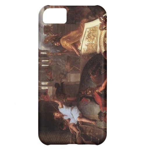 Entry Of Alexander Into Babylon iPhone 5C Covers