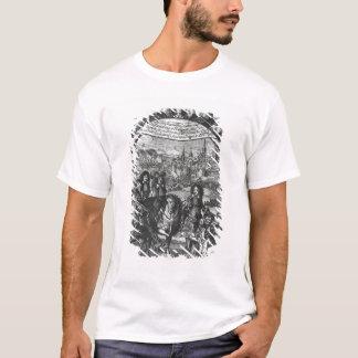 Entry of King Louis XIV  in Strasbourg T-Shirt
