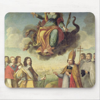 Entry of Louis XIII  King of France and Mouse Pad