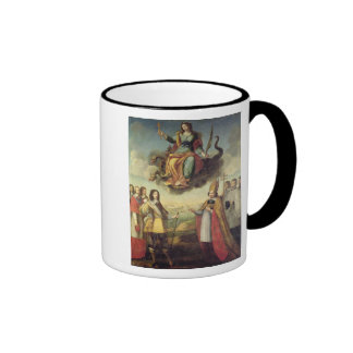 Entry of Louis XIII  King of France and Ringer Coffee Mug
