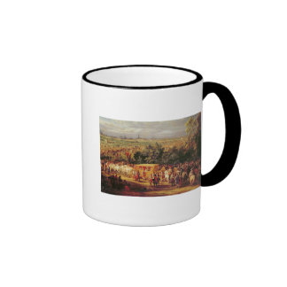 Entry of Louis XIV  and Marie-Therese of Ringer Mug