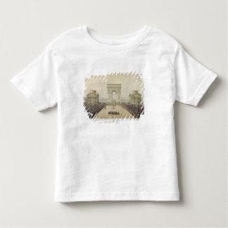 Entry of Napoleon III into Paris Toddler T-shirt