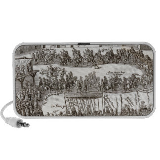 Entry of Prince Charles I into Madrid, 1623 Mini Speakers