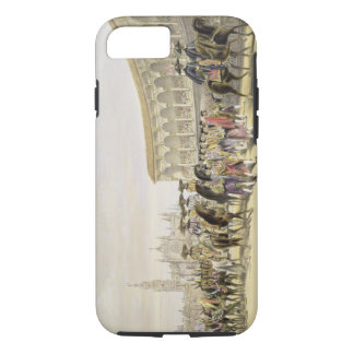 Entry of the Toreros in Procession, 1865 (colour l iPhone 8/7 Case