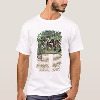 Entry of Young Louis II of Anjou into Paris T-Shirt