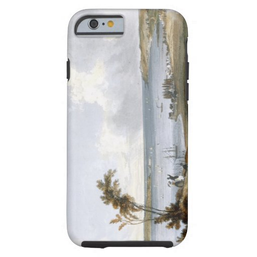 Entry to the Bay of New York taken from Staten Isl iPhone 6 Case