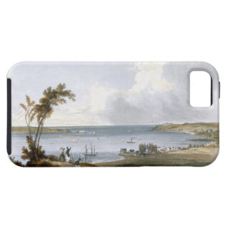 Entry to the Bay of New York taken from Staten Isl iPhone 5 Cases
