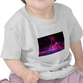 entusiasmo del laser camiseta