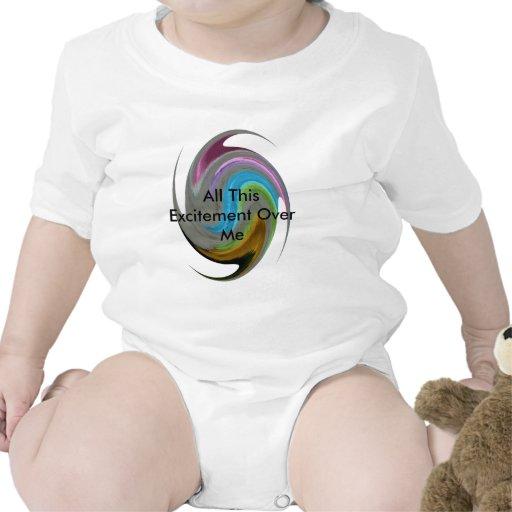 entusiasmo trajes de bebé