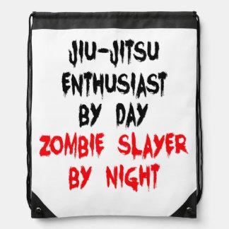 Entusiasta de Jiu-Jitsu del asesino del zombi Mochilas