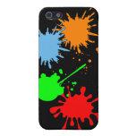 Entusiasta de Paintball iPhone 5 Funda
