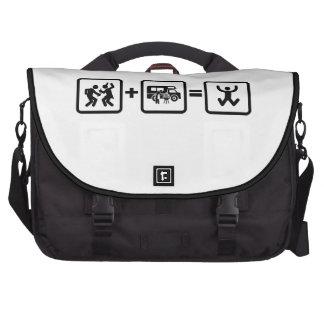 Entusiasta de rv bolsas de portatil