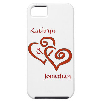 Entwined Hearts iPhone 5 Casemate iPhone SE/5/5s Case