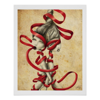 Entwined Print