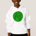 Entwined Snakes Hoodie