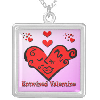 Entwined Valentine Necklace