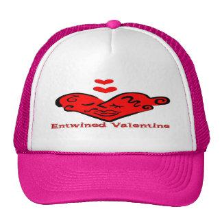 Entwined Valentine Trucker Hat