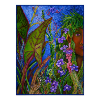 Entwined - within Nature Poster