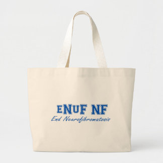 eNuF N-F Bolsa Tela Grande