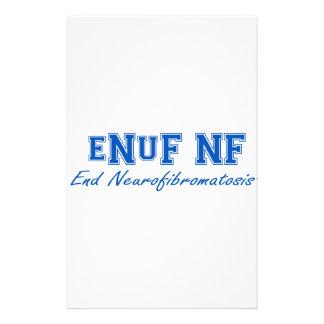 eNuF N-F Papelería De Diseño