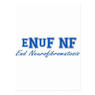 eNuF NF Postcard