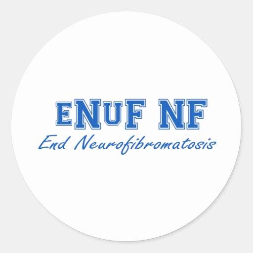 eNuF NF Stickers