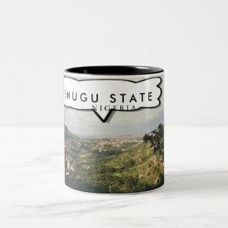 Enugu, Nigeria modificó la taza de té/la taza para