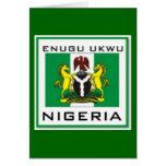 Enugu Ukwu, Anambra State Nigeria Gift (Africa) Cards